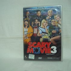 Vand dvd film comedie si suspans, Scary Movie 3, original !, Engleza