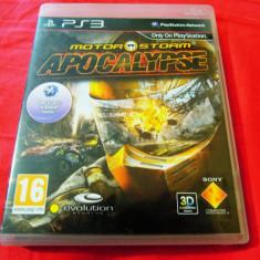 Motorstorm Apocalypse, PS3, original, alte sute de jocuri! - Jocuri PS3 Sony, Curse auto-moto, 12+, Multiplayer