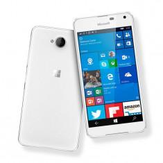 Microsoft Lumia 650 Alb + Husa silicon cadou - Telefon Microsoft, 16GB, Vodafone, Quad core, 1 GB