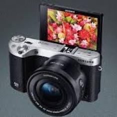 Samsung NX500 kit 16-50mm f/3.5-5.6 OIS, 4K, 7luni garantie - Aparat Foto Mirrorless Samsung