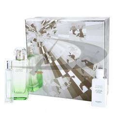 Set Hermes Un Jardin Sur Le Toit, Apă de toaletă, pentru Femei - Parfum femeie