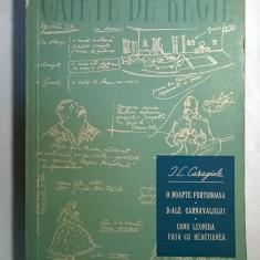 Sica Alexandrescu - Caiete de regie pentru I. L. Caragiale - Carte Teatru