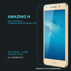FOLIE de STICLA Huawei Y5 2 II tempered glass securizata protectie - Folie de protectie, Anti zgariere