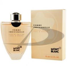 Mont Blanc Soul & Senses, 75 ml, Apă de toaletă, pentru Femei - Parfum femeie