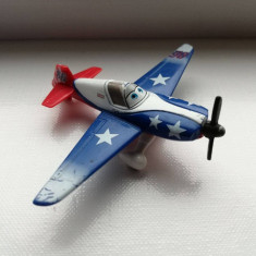 Avion aeromodel macheta din plastic jucarie Disney AEROFLEX