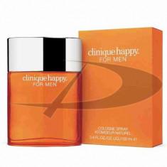 Clinique Happy For Men, 100 ml, Apă de toaletă, pentru Barbati - Parfum barbati