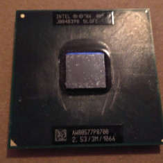 Procesor INTEL CORE 2 DUO P8700 SLGFE - Procesor laptop