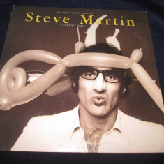 Steve Martin - Let's Get Small _ vinyl, LP, album, SUA, Warner _ comedie - Muzica Ambientala warner, VINIL