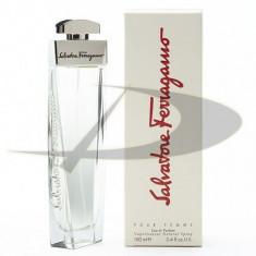 Salvatore Ferragamo Pour Femme, 100 ml, Apă de parfum, pentru Femei - Parfum femeie
