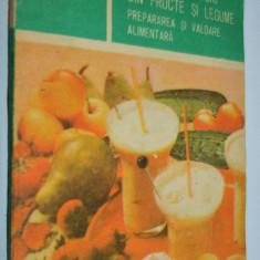 Sucuri si bauturi din fructe si legume - Carte Alimentatie