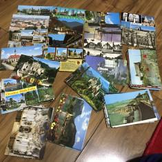Colectie carti poștale circulate-diverse- Germania, in general, Circulata, Printata, Europa