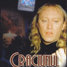 Caseta audio Stefan Hrusca - Craciunul cu Hrusca (2000) - originala - Muzica Sarbatori, Casete audio