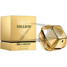 Paco Rabanne Absolutely Gold, 80 ml, Apă de parfum, pentru Femei - Parfum femeie