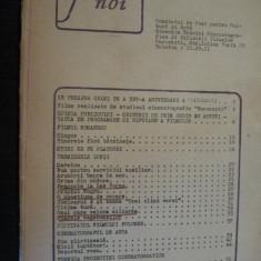 Film / cinema - revista filme noi / iulie 1969