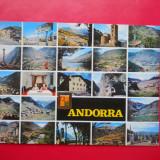 HOPCT 21884 ANDORRA -NECIRCULATA, Printata