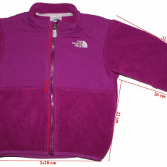 Polar The North Face, copii (bebe), marimea 18-24M - Imbracaminte outdoor The North Face, Marime: XS