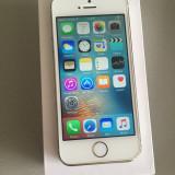 iPhone 5S Apple 16GB GOLD AURIU LA CUTIE NEVERLOCK IMPECABIL | VANZATOR GOLD+CADOU, Neblocat