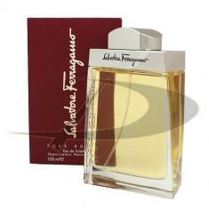 Salvatore Ferragamo Pour Homme, 100 ml, Apă de toaletă, pentru Barbati - Parfum barbati