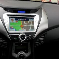 Navigatie Auto Hyundai Elantra 2011-2013