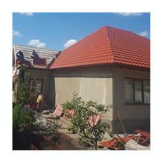 Reparatii acoperisuri si montaj tigla metalica