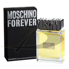 Moschino Forever, 100 ml, Apă de toaletă, pentru Barbati - Parfum barbati