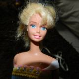 Papusa Barbie, papusa pentru fetite, Mattel, printesa, 30 cm