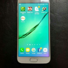 Samsung s6 alb - Telefon mobil Samsung Galaxy S6, 32GB, Neblocat