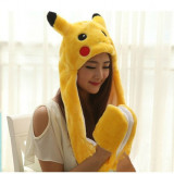 Caciula si manusi  Pikachu Pokemon