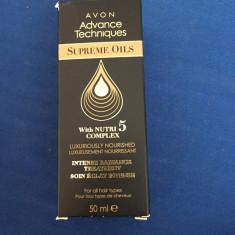 Tratament pentru stralucirea parului - Tratament par Avon