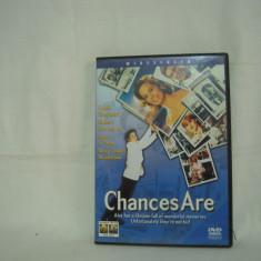 Vand dvd  film Chances Are , original !