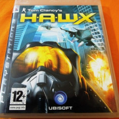 Joc Tom Clancy's HAWX, original, PS3, alte sute de jocuri! - Jocuri PS3 Ubisoft, Simulatoare, 12+, Single player