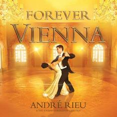 Andre Rieu Forever Vienna +Live at Royal Albert Hall (cd+dvd)