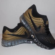 Adidasi NIKE Air Max - Noua Colectie !!! - Adidasi barbati Nike, Marime: 41, 42, 43, 44, Culoare: Negru, Textil