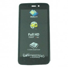 Display Cu Touchscreen Allview V1 Viper I 4G Original SWAP Negru - Display LCD