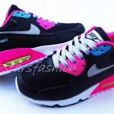 Adidasi Nike Air Max - Adidasi dama Nike, Culoare: Din imagine, Marime: 38, Textil
