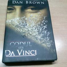 CODUL LUI DA VINCI+DAN BROWN - Roman, Rao, Anul publicarii: 2004