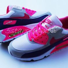 Adidasi Nike Air Max - Adidasi dama Nike, Culoare: Din imagine, Marime: 36, 37, 38, 39, 40, Textil