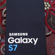 Samsung Galaxy S7 32GB Negru - Telefon Samsung, Neblocat, Single SIM