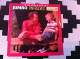 Jim Reeves ‎Bimbo Originals disc vinyl lp muzica country editie vest RCA Victor, VINIL