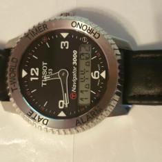 Tissot navigator 3000 z270 370 - Ceas barbatesc Tissot, Lux - sport, Quartz