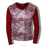 Bluza mulata cu anchior pentru barbati model primavara 2017 / maleta subtire, XL, Bumbac, Tapout