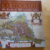 CARTOGRAFIE - ISTORIA HARTII-in germana--superba. - Carte Geografie