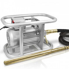 Vibrator de beton VISOLI+lance 6 m diametru 50mm - Vibrator beton