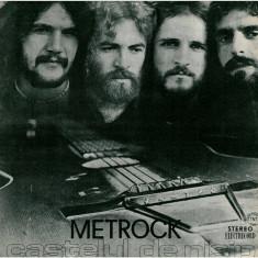 Metrock – Castelul De Nisip (LP - Romania - VG) - Muzica Rock electrecord, VINIL