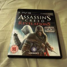 Joc Assassin's Creed Revelations, PS3, original, alte sute de jocuri! - Jocuri PS3 Ubisoft, Actiune, 18+, Single player