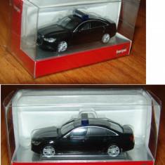 Macheta HERPA 1/87 - Audi A6 Feldjäger - Macheta auto