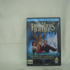 Vand dvd film The Princess Bride, actiune, original ! - Film actiune, Engleza