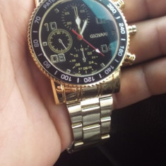 Ceas GIOVANI italian gold nou Ceas barbatesc Gucci pret negociabil, Mecanic-Automatic