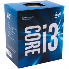 Procesor Intel Core I3-7100, Kaby Lake, Dual Core, 3.9 Ghz - Procesor PC