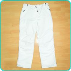 Pantaloni de ski / iarna, impermeabili, aerisiti, CUTTING EDGE _ barbati   XXL - Echipament ski